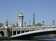 埃佛尔铁塔,巴黎,法国 免版税图库摄影