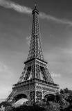 埃佛尔铁塔,巴黎法国 库存图片