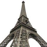 埃佛尔铁塔 库存照片