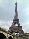 埃佛尔铁塔 库存图片