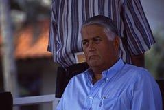 埃内斯托・佩雷斯・巴利亚达雷斯1996年 免版税库存图片