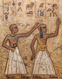 埃及人工制品 库存图片