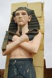 埃及人雕象 库存照片