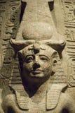 埃及人Turins博物馆- Egizio 库存照片