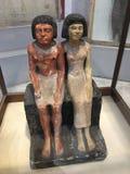 埃及博物馆雕象在开罗4 库存图片