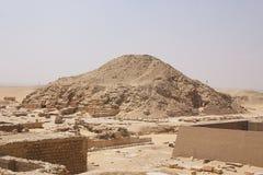 埃及塞加拉 免版税库存图片