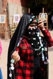 埃及女孩 免版税图库摄影