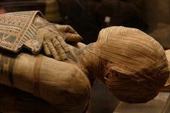 埃及妈咪 免版税库存照片