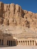 埃及寺庙 免版税图库摄影
