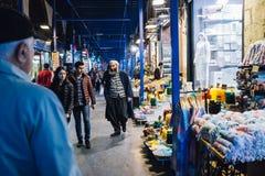 埃及市场老sharm 免版税库存图片