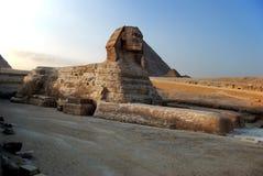 埃及开罗吉萨棉老金字塔法老王 免版税库存图片