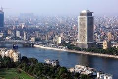 埃及开罗地平线 免版税库存图片