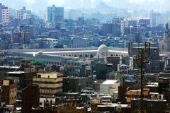 埃及开罗的看法 库存照片