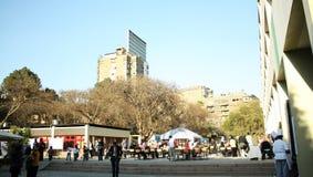 埃及开罗街道视图在非洲 库存照片