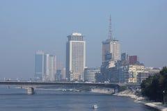 埃及开罗视图 免版税图库摄影