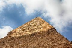 埃及开罗-吉萨棉 库存照片