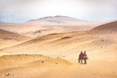 埃及旅客 免版税库存图片