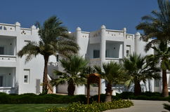 埃及旅馆 免版税库存照片