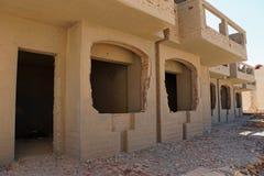 埃及构筑 免版税库存图片