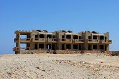埃及构筑 免版税库存照片