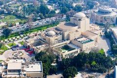 埃及歌剧院 免版税图库摄影