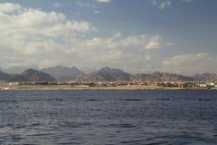 埃及海岸 免版税库存图片
