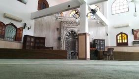 埃及清真寺 库存照片