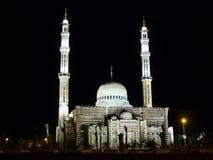埃及清真寺 图库摄影
