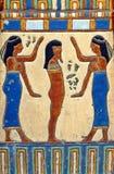 埃及瓦片 免版税库存照片