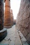 埃及的图片的著名纪念碑和地方系列  库存图片