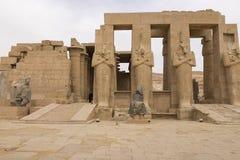 埃及的大金字塔 库存照片
