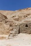 埃及的沙漠 免版税库存照片