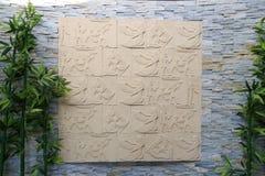 埃及的浅浮雕细节 库存图片