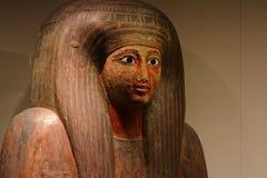 埃及石棺 库存图片