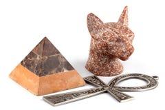 埃及纪念品 免版税库存照片