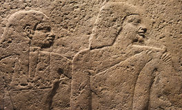 埃及艺术 免版税库存照片
