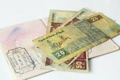 埃及行程 免版税库存照片