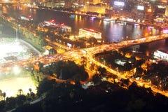 埃及街市的开罗 图库摄影