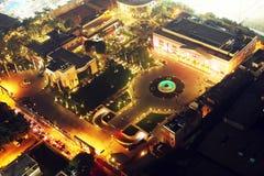 埃及街市的开罗 库存图片