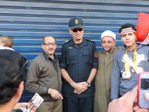 埃及革命6月30日 免版税库存照片