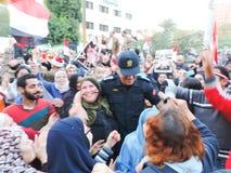埃及革命6月30日 免版税图库摄影