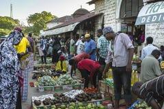 埃及水果市场蔬菜 库存图片