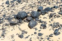 埃及 沙漠 免版税库存图片