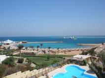 埃及 红海 免版税图库摄影