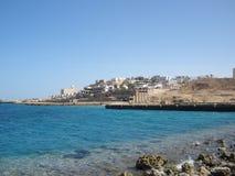 埃及 红海 免版税库存图片