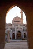 埃及el清真寺sharm回教族长 库存图片