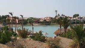 埃及el gouna 库存图片