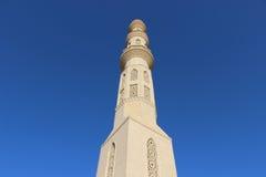 埃及hurghada清真寺 库存图片