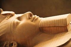 埃及ii rameses 免版税库存图片