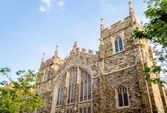 埃塞俄比亚施洗约翰教堂,纽约 库存照片